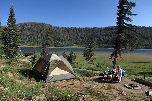 Kennewick wa camping