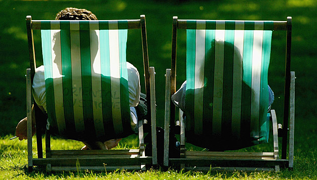 Summer Weather Arrives In Britain