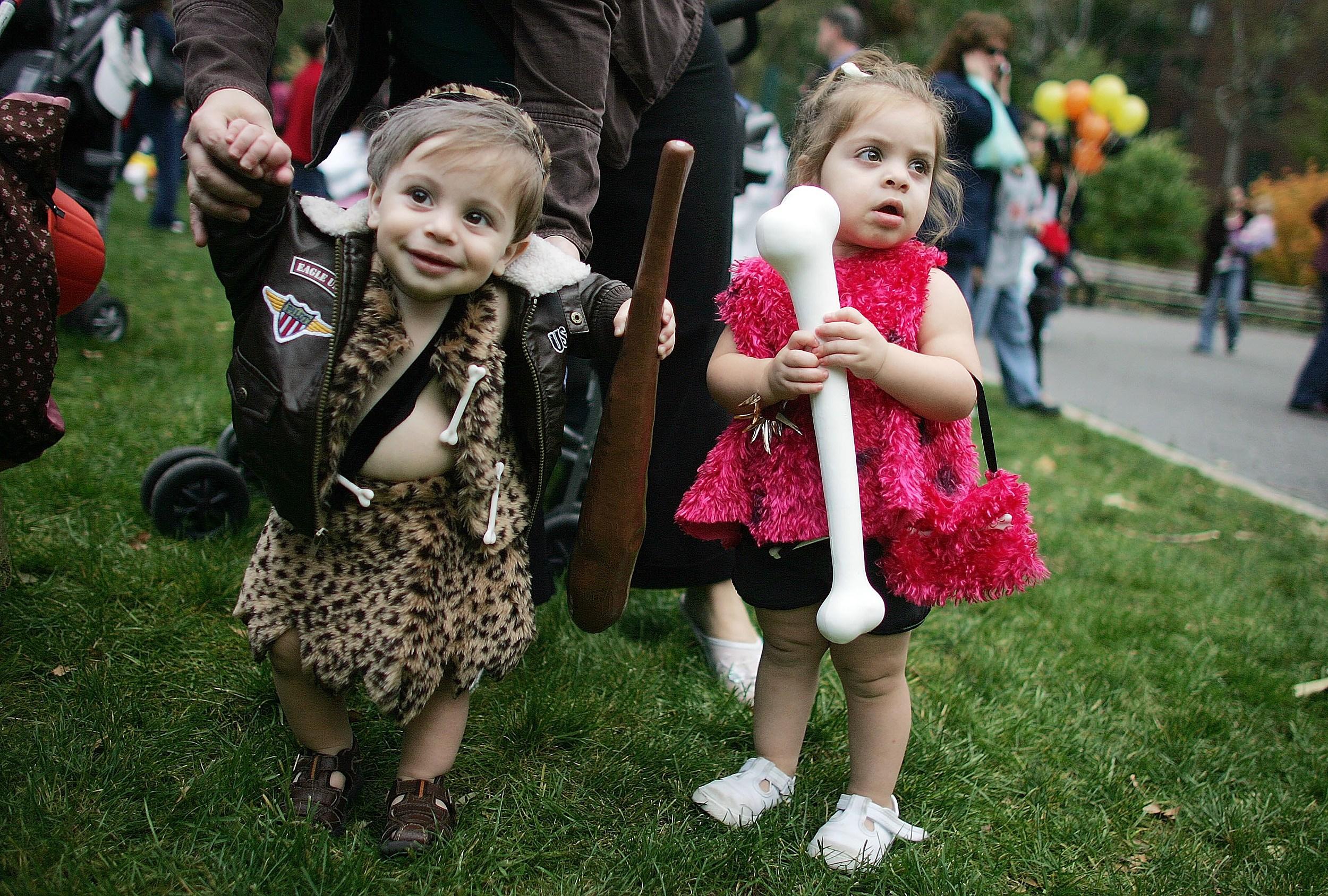 America Celebrates Halloween